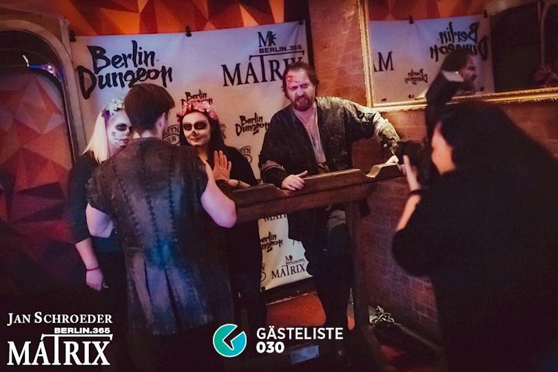 https://www.gaesteliste030.de/Partyfoto #347 Matrix Berlin vom 29.10.2016