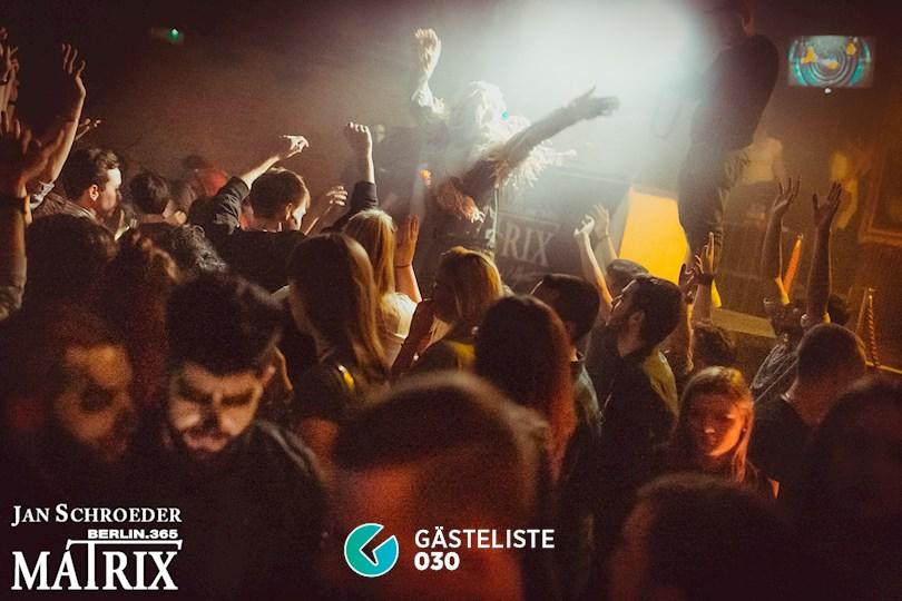 https://www.gaesteliste030.de/Partyfoto #94 Matrix Berlin vom 29.10.2016