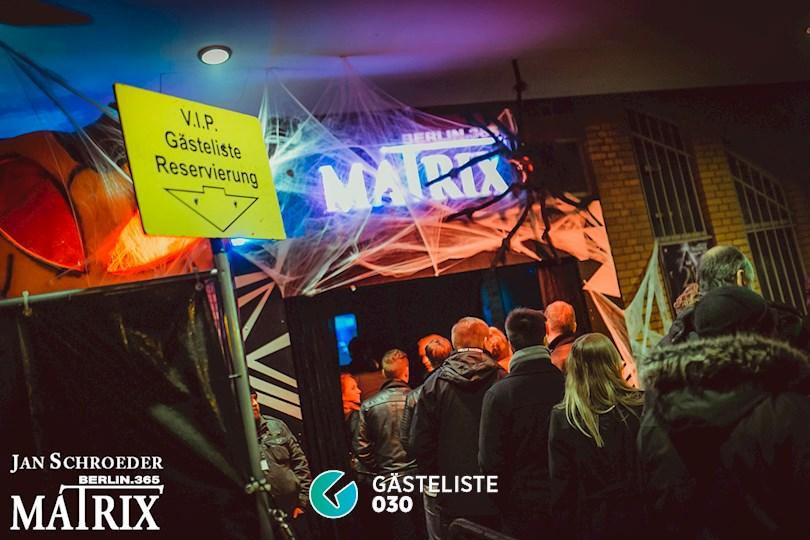 https://www.gaesteliste030.de/Partyfoto #134 Matrix Berlin vom 29.10.2016