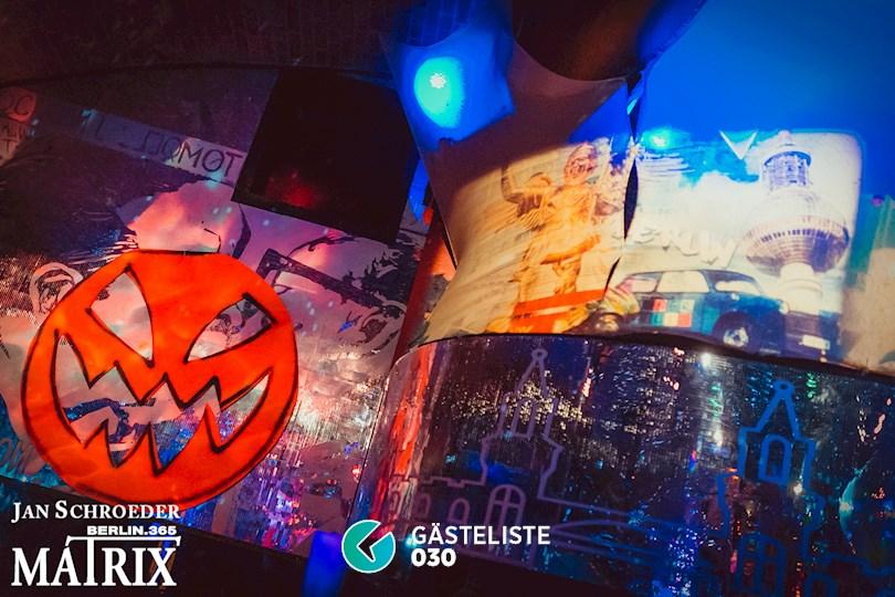 https://www.gaesteliste030.de/Partyfoto #340 Matrix Berlin vom 29.10.2016