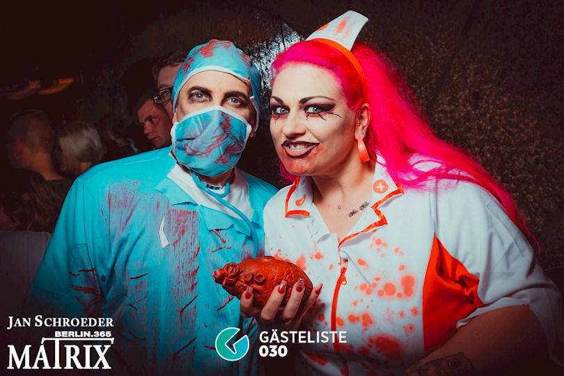 https://www.gaesteliste030.de/Partyfoto #11 Matrix Berlin vom 29.10.2016