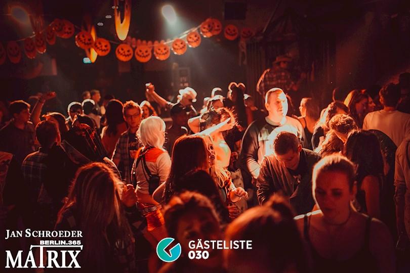 https://www.gaesteliste030.de/Partyfoto #234 Matrix Berlin vom 29.10.2016
