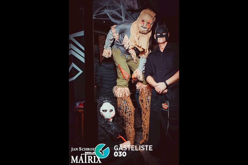 https://www.gaesteliste030.de/Partyfoto #299 Matrix Berlin vom 29.10.2016