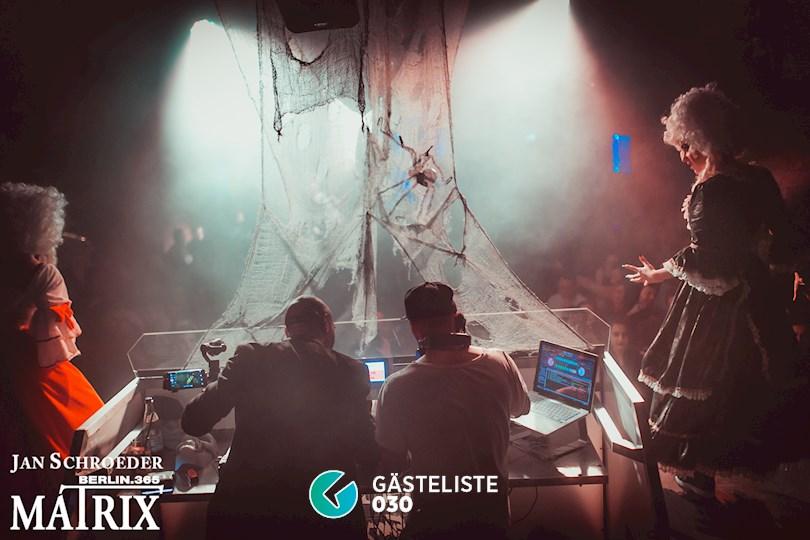 https://www.gaesteliste030.de/Partyfoto #13 Matrix Berlin vom 29.10.2016
