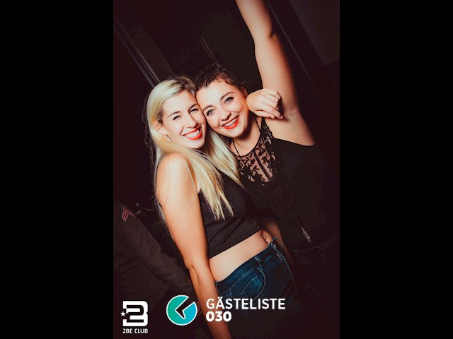 Partypics 2BE 07.10.2016 2be On Friday