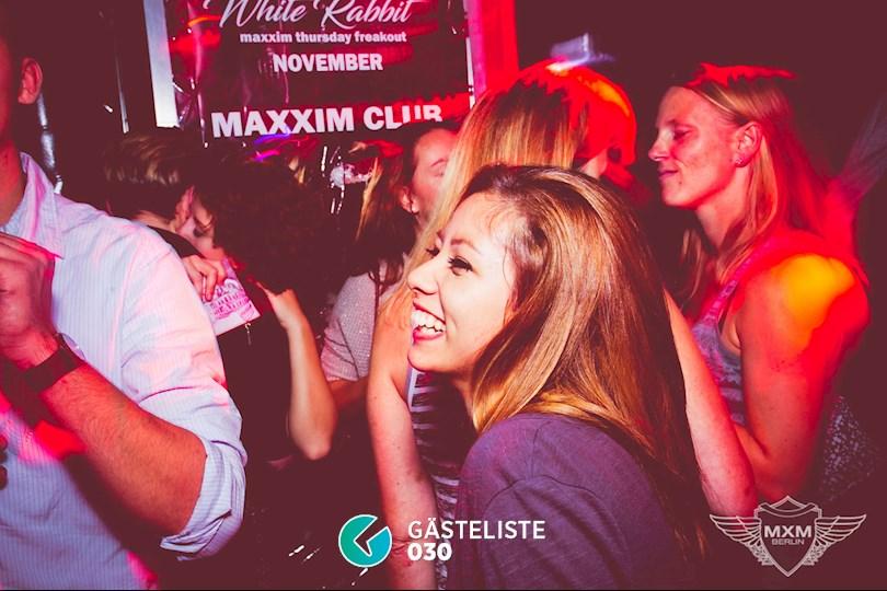 https://www.gaesteliste030.de/Partyfoto #38 Maxxim Berlin vom 14.10.2016
