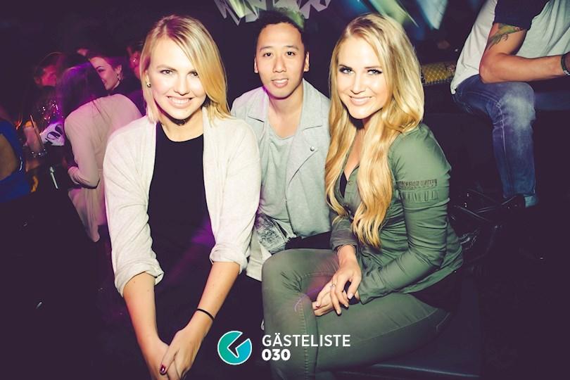 Partyfoto #1 Sharlie Cheen Bar Berlin vom 01.10.2016