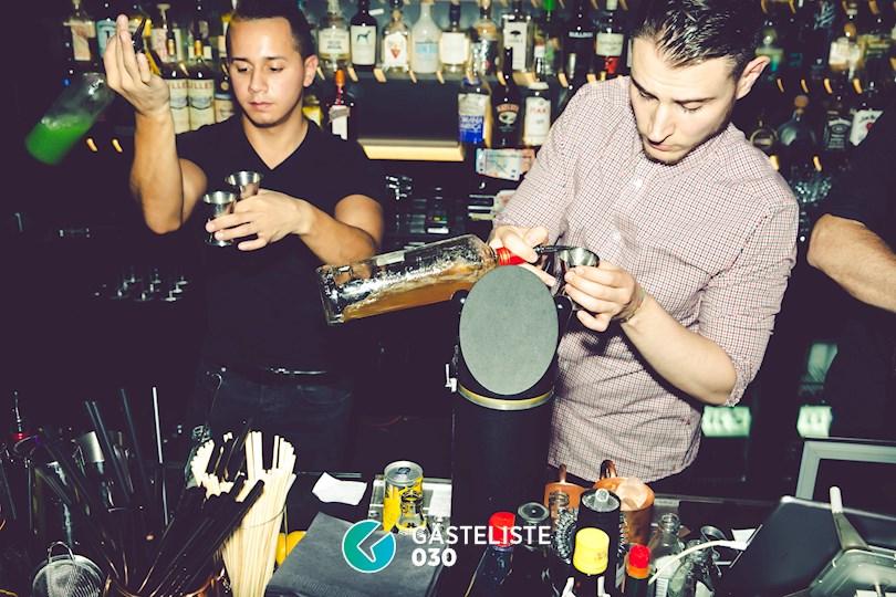 Partyfoto #3 Sharlie Cheen Bar Berlin vom 01.10.2016