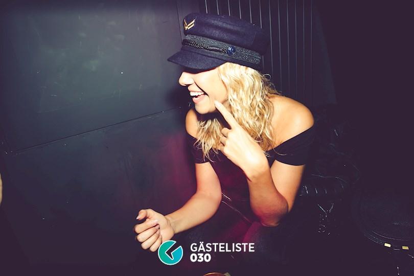 Partyfoto #33 Sharlie Cheen Bar Berlin vom 01.10.2016