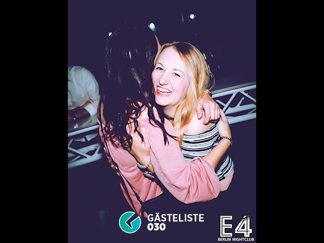Partypics E4 07.10.2016 Noisy Girls   The Most Indulgent Ladies Night Is Back In Town!