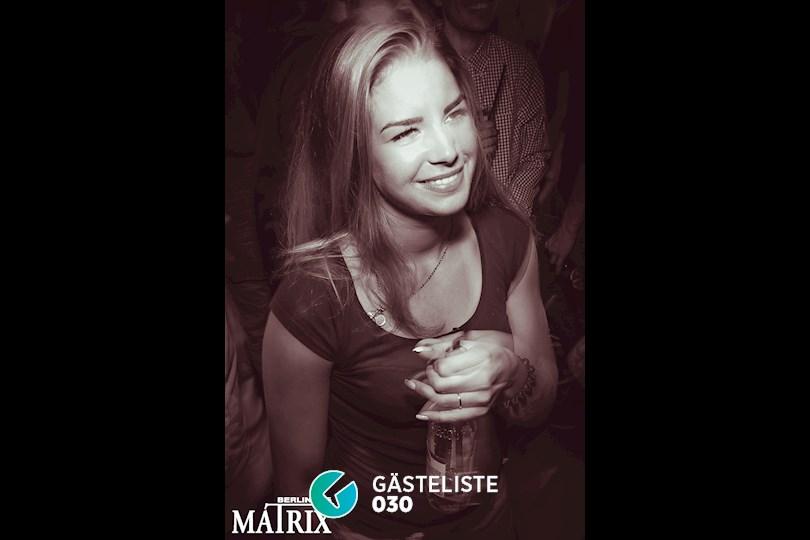 https://www.gaesteliste030.de/Partyfoto #36 Matrix Berlin vom 07.10.2016