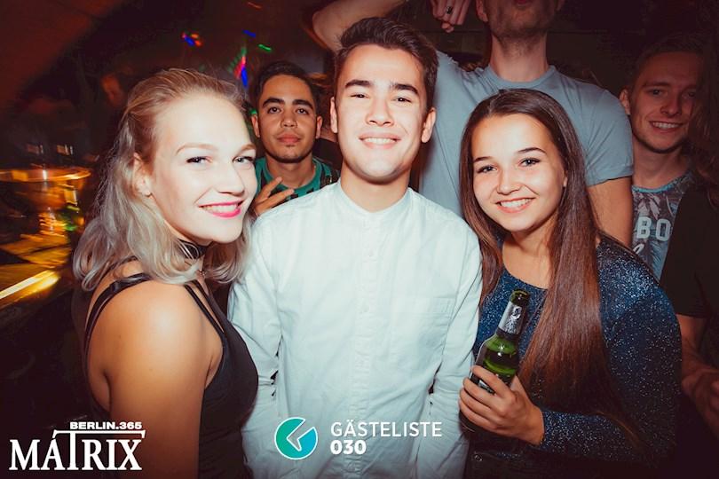 https://www.gaesteliste030.de/Partyfoto #68 Matrix Berlin vom 07.10.2016