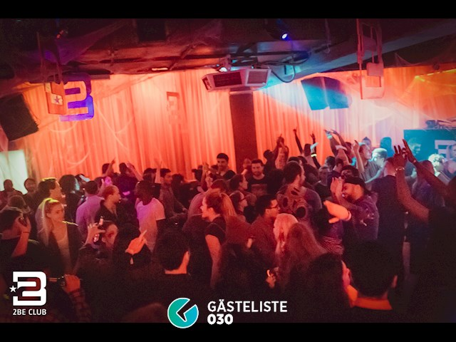 Partypics 2BE 29.10.2016 The Living Room - Halloween Edition