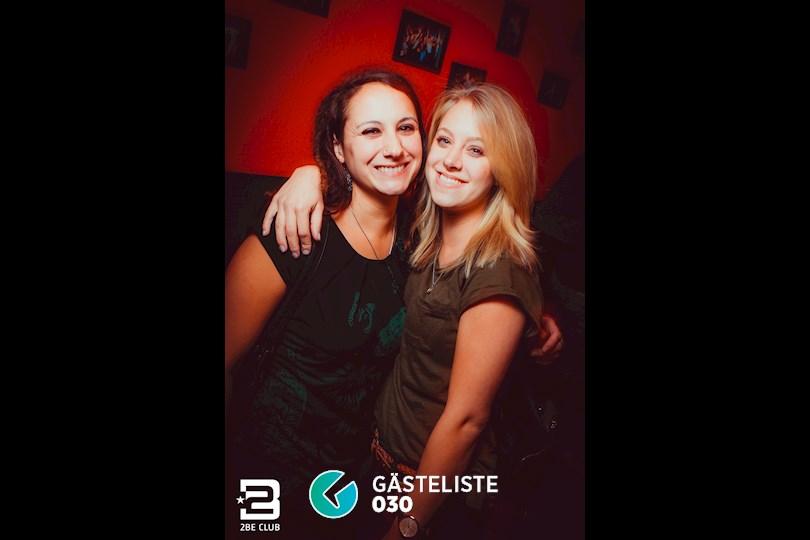 https://www.gaesteliste030.de/Partyfoto #83 2BE Berlin vom 29.10.2016