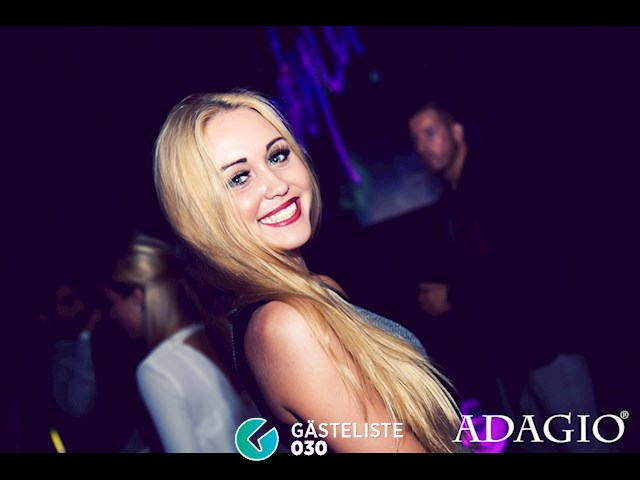 Partypics Adagio 07.10.2016 Ladylike! (we know what girls want)