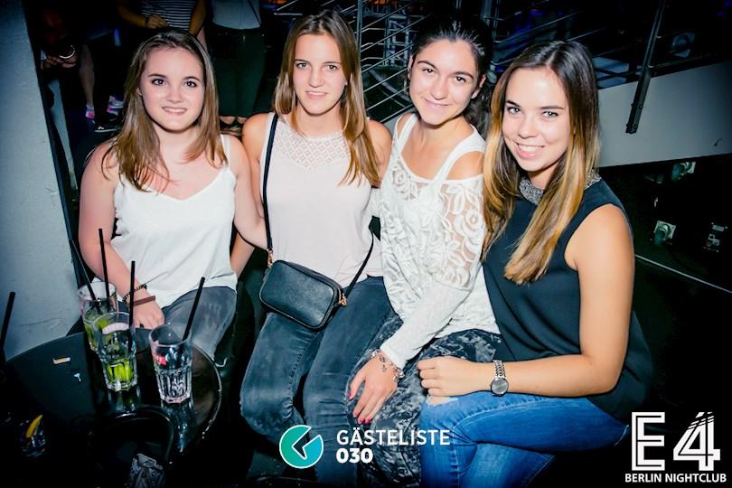 https://www.gaesteliste030.de/Partyfoto #35 E4 Berlin vom 30.09.2016