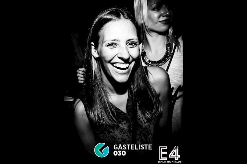 https://www.gaesteliste030.de/Partyfoto #20 E4 Berlin vom 30.09.2016
