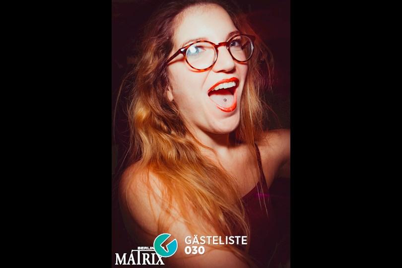 https://www.gaesteliste030.de/Partyfoto #88 Matrix Berlin vom 21.10.2016