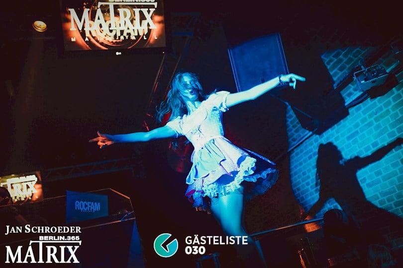 https://www.gaesteliste030.de/Partyfoto #13 Matrix Berlin vom 08.10.2016