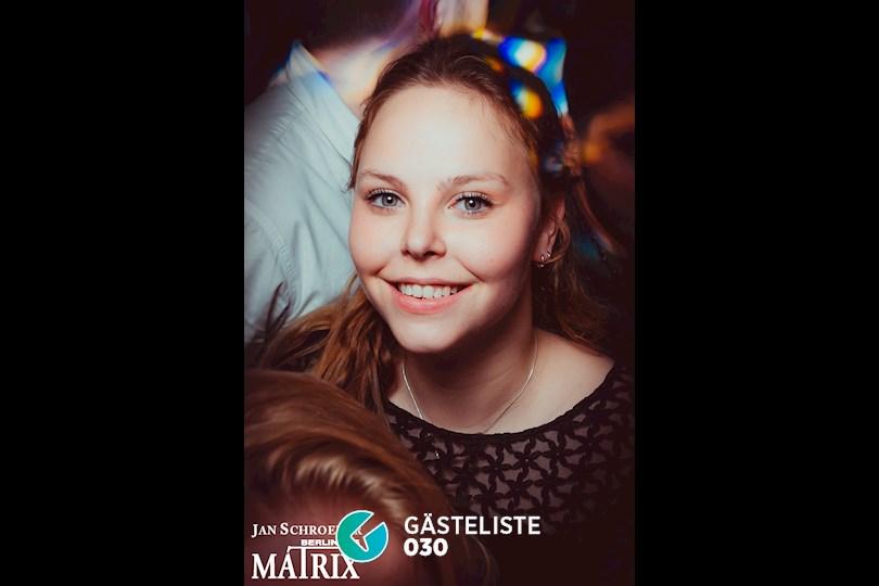 https://www.gaesteliste030.de/Partyfoto #106 Matrix Berlin vom 08.10.2016