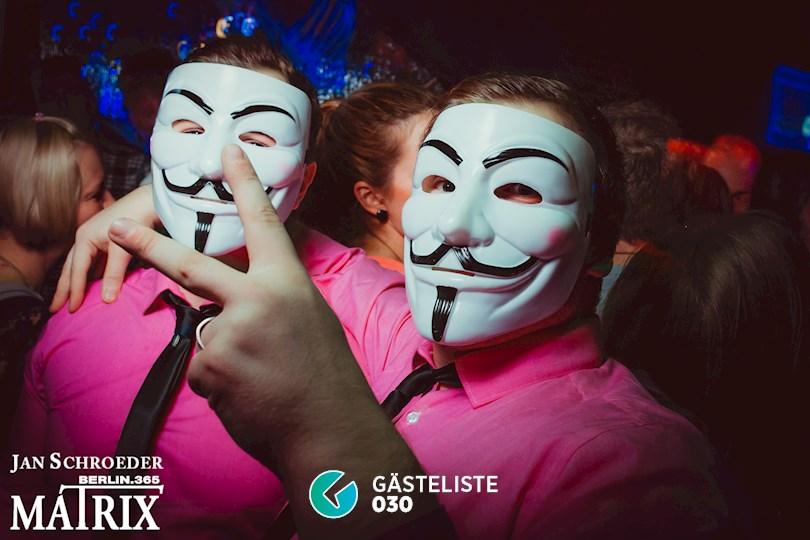 https://www.gaesteliste030.de/Partyfoto #102 Matrix Berlin vom 08.10.2016