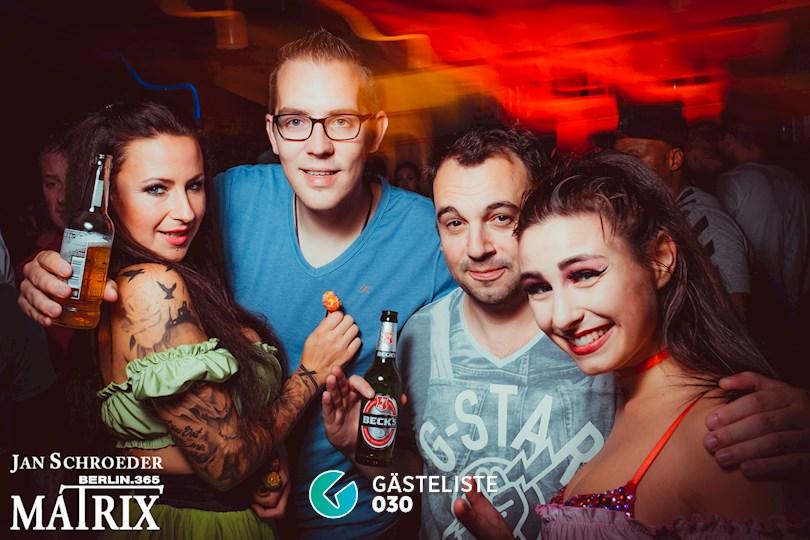 https://www.gaesteliste030.de/Partyfoto #149 Matrix Berlin vom 08.10.2016