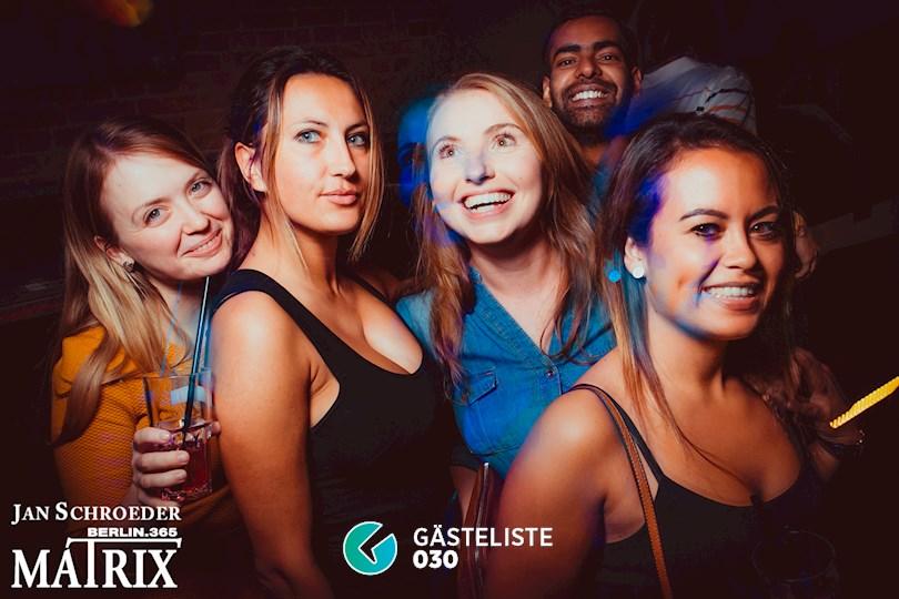 https://www.gaesteliste030.de/Partyfoto #51 Matrix Berlin vom 08.10.2016