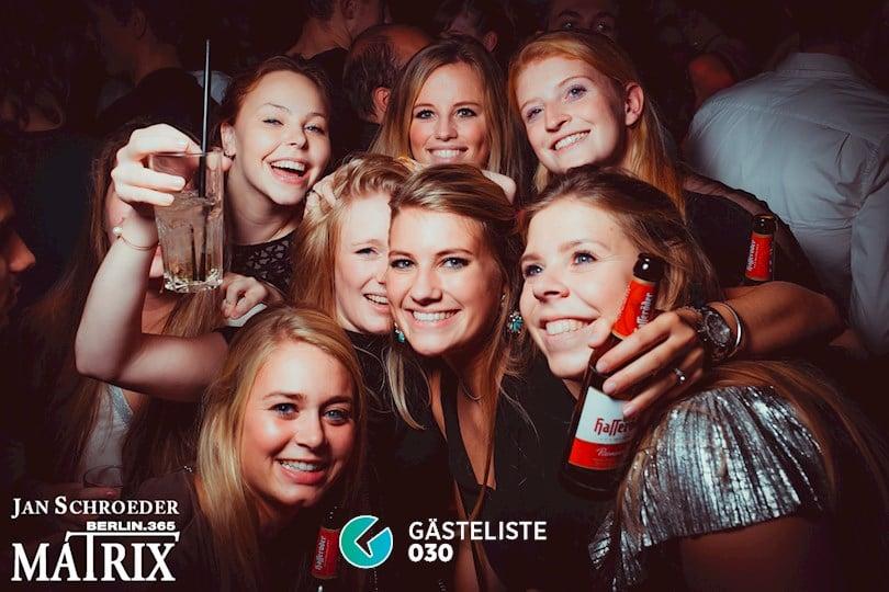 https://www.gaesteliste030.de/Partyfoto #47 Matrix Berlin vom 08.10.2016