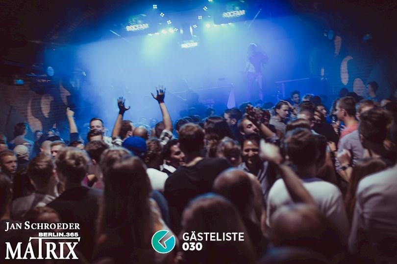 https://www.gaesteliste030.de/Partyfoto #50 Matrix Berlin vom 08.10.2016