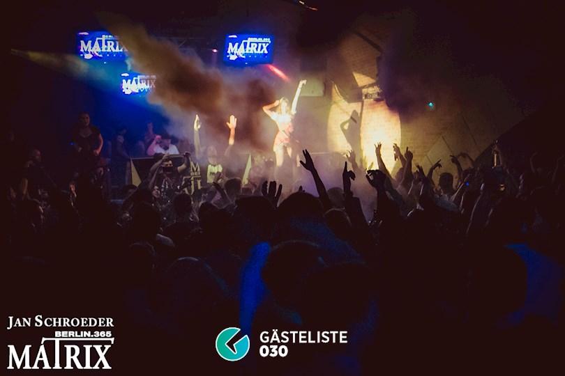 https://www.gaesteliste030.de/Partyfoto #44 Matrix Berlin vom 08.10.2016