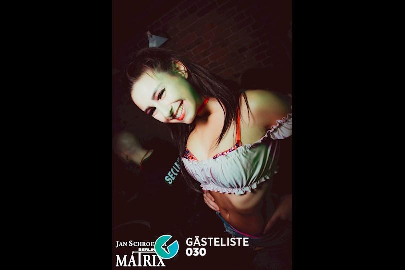 https://www.gaesteliste030.de/Partyfoto #113 Matrix Berlin vom 08.10.2016