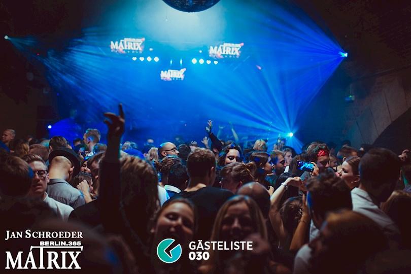 https://www.gaesteliste030.de/Partyfoto #62 Matrix Berlin vom 08.10.2016