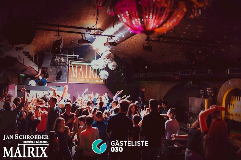 https://www.gaesteliste030.de/Partyfoto #19 Matrix Berlin vom 03.11.2016
