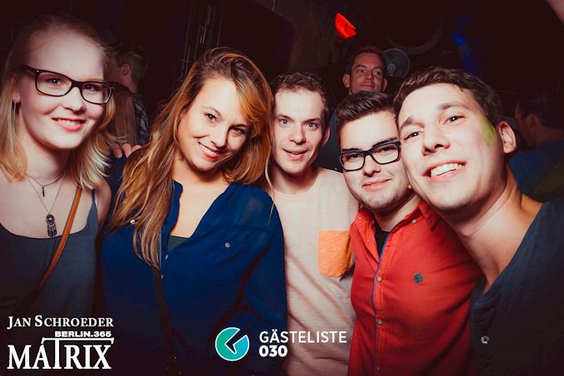 https://www.gaesteliste030.de/Partyfoto #81 Matrix Berlin vom 03.11.2016