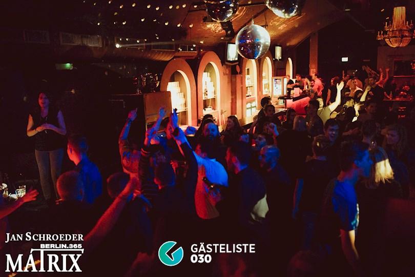 https://www.gaesteliste030.de/Partyfoto #110 Matrix Berlin vom 03.11.2016