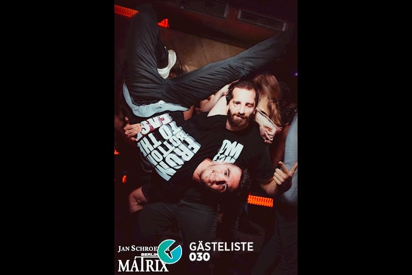 https://www.gaesteliste030.de/Partyfoto #52 Matrix Berlin vom 05.11.2016