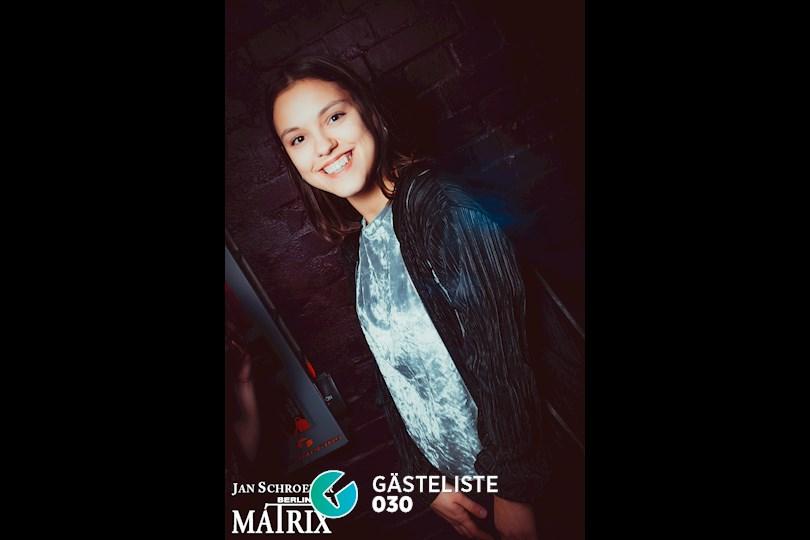 https://www.gaesteliste030.de/Partyfoto #119 Matrix Berlin vom 05.11.2016