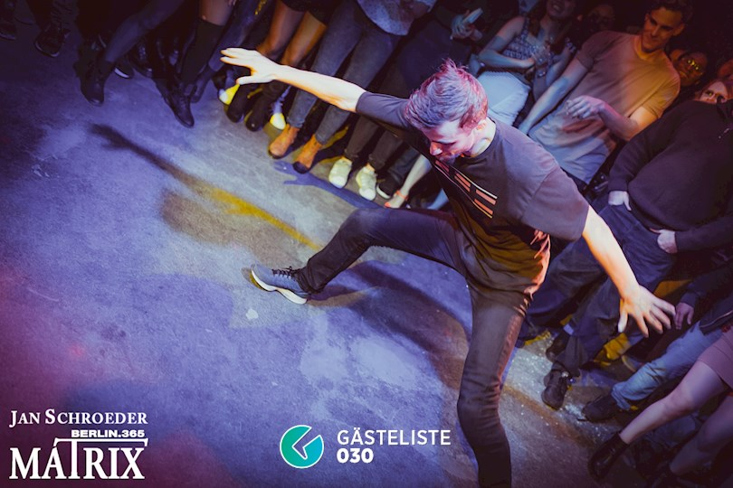 https://www.gaesteliste030.de/Partyfoto #143 Matrix Berlin vom 05.11.2016