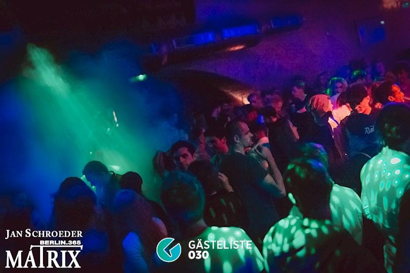 Partyfoto #62 Matrix Berlin vom 09.11.2016