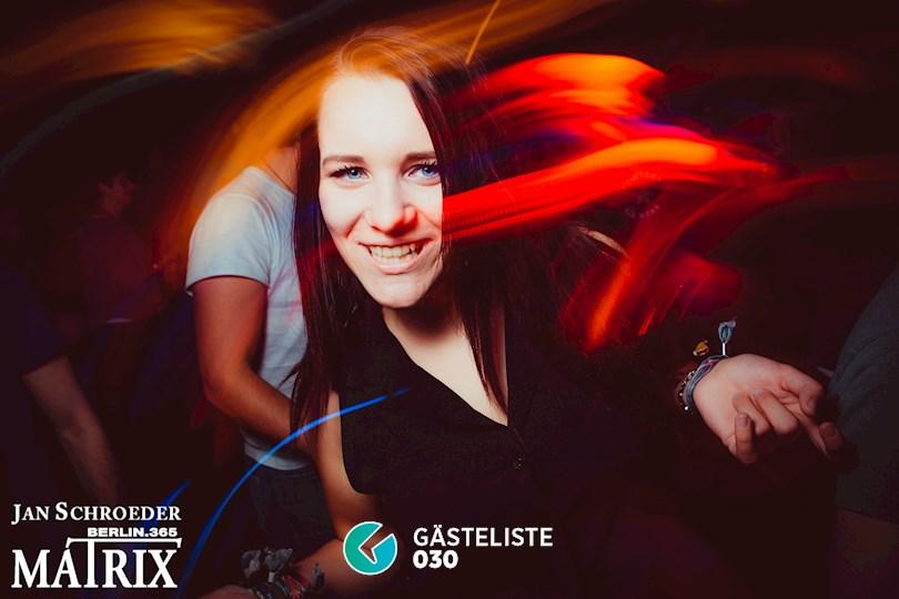 Partyfoto #50 Matrix Berlin vom 09.11.2016