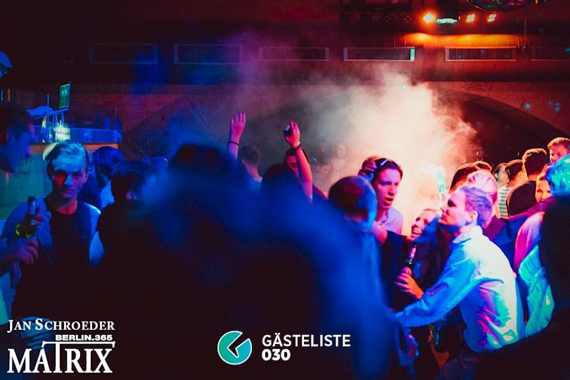 Partyfoto #2 Matrix Berlin vom 09.11.2016