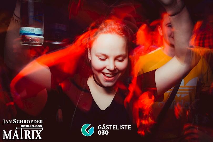 Partyfoto #68 Matrix Berlin vom 09.11.2016