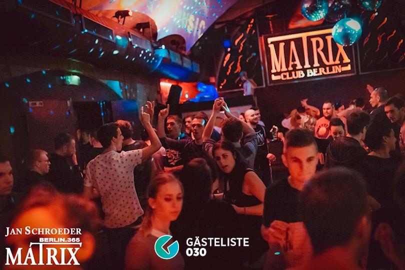 Partyfoto #47 Matrix Berlin vom 09.11.2016