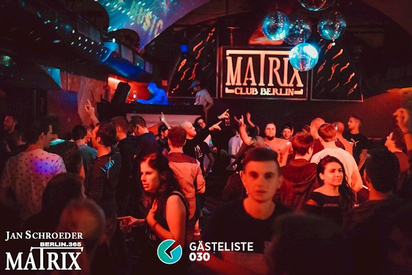 Partyfoto #88 Matrix Berlin vom 09.11.2016