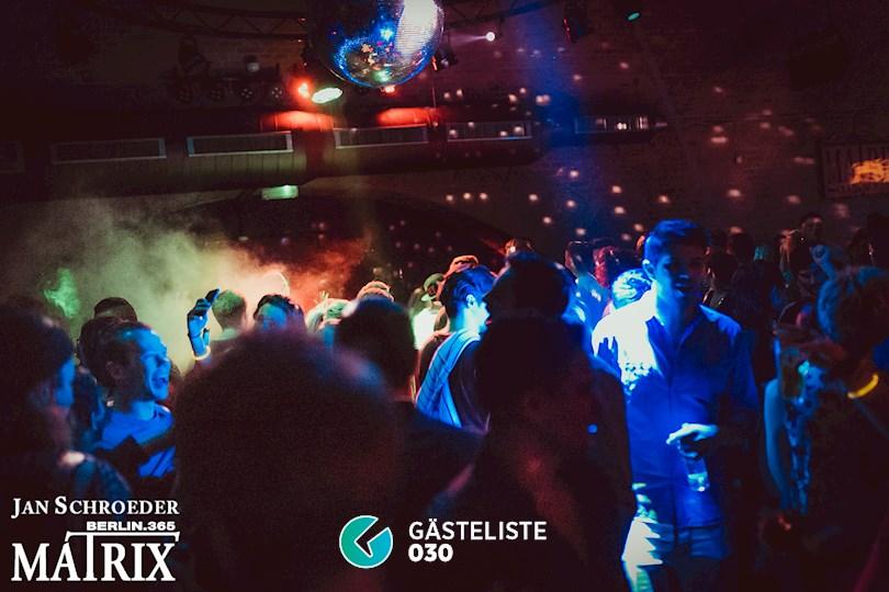 Partyfoto #16 Matrix Berlin vom 09.11.2016