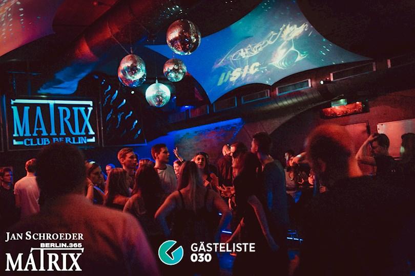Partyfoto #96 Matrix Berlin vom 09.11.2016