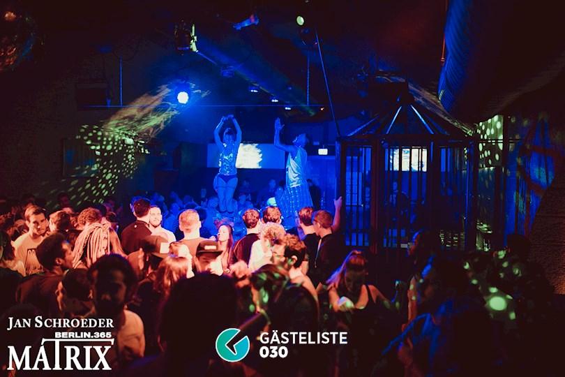 Partyfoto #57 Matrix Berlin vom 09.11.2016