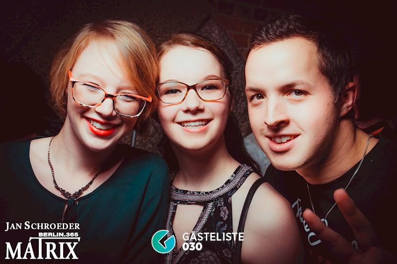 Partyfoto #317 Matrix Berlin vom 19.11.2016