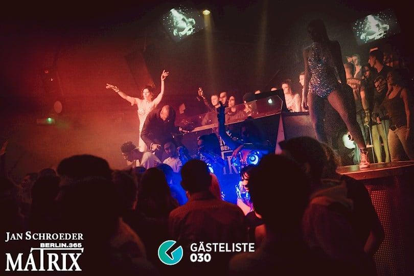 Partyfoto #215 Matrix Berlin vom 19.11.2016