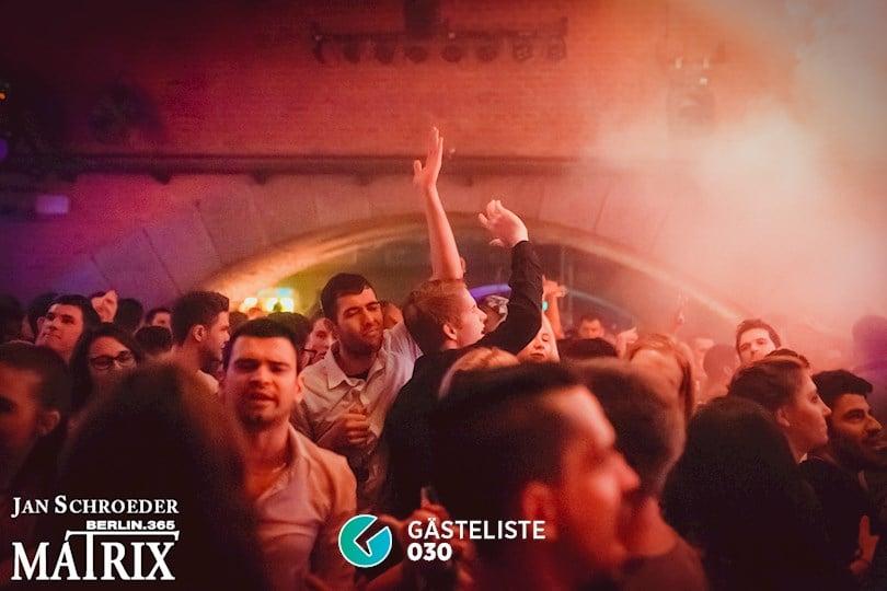 Partyfoto #47 Matrix Berlin vom 19.11.2016